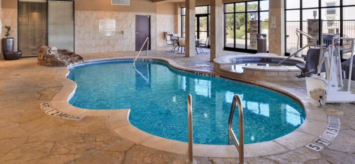 10 Best Hotels In Texas With Indoor Pools
