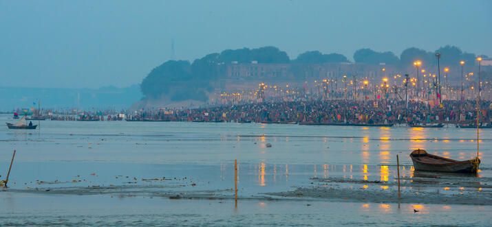 things to do in allahabad india
