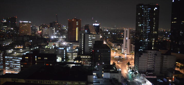 things to do at night in mexico city
