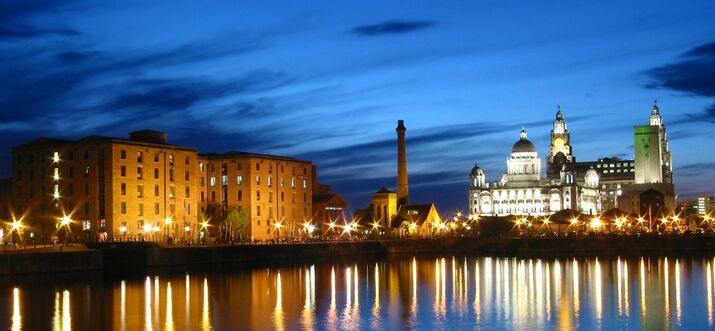 things to do in liverpool at night