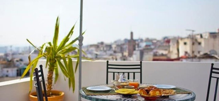 airbnb Tanger, Morocco