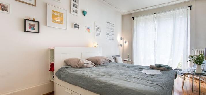 airbnb Lausanne, Switzerland