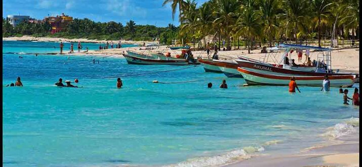 things to do in akumal mexico