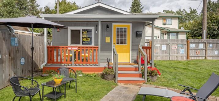 airbnb Lake Coeur d'Alene, ID