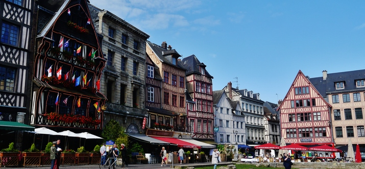 things to do in rouen france