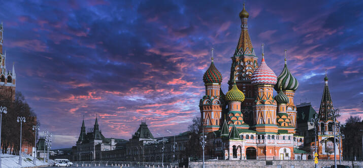 things to do in moscow at night