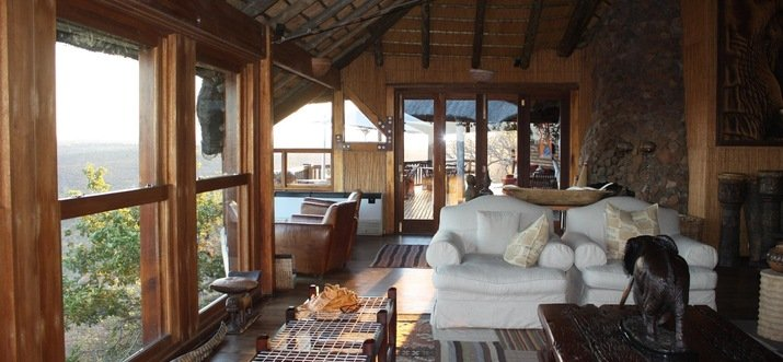 Stay At The Ultra-Luxurious Ulusaba Cliff Lodge In South Africa