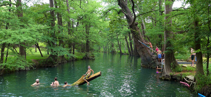 things to do in wimberley texas