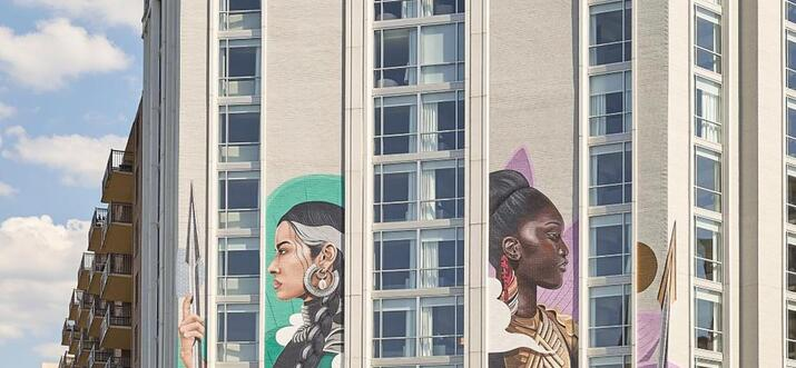 Hotels With Rooftop Pools In Washington DC, USA