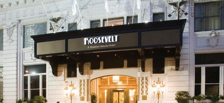 Hotels With Rooftop Pools In New Orleans, Louisiana, USA