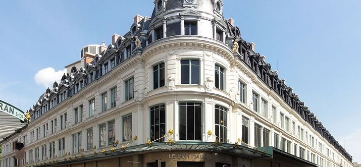 Best Shopping Malls In Paris, France