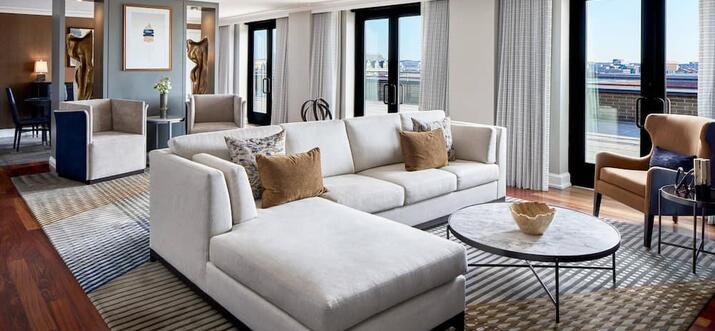 2-Bedroom Hotels In Washington DC, USA
