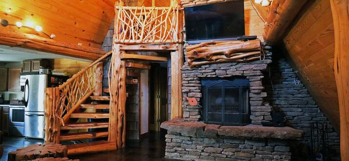 Secluded Cabins In Branson, Missouri, USA