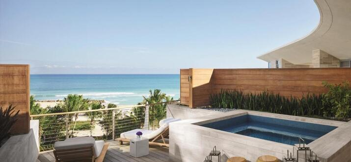 Hotels With Plunge Pools In Florida, USA