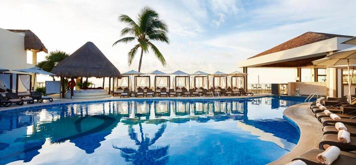 Party Hotels In Cancun, Mexico