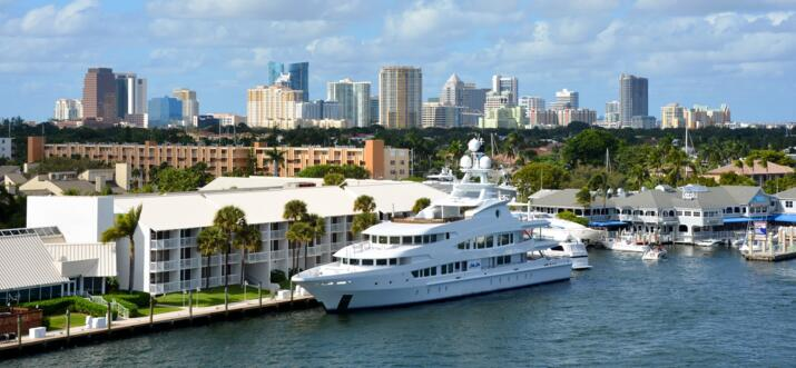 Waterfront Dining In Fort Lauderdale