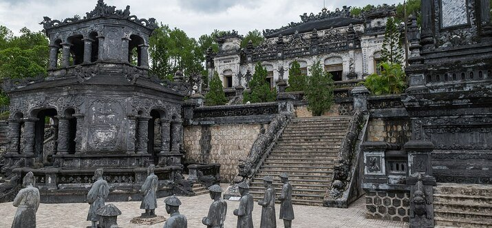 Tomb Of Khai Dinh: A Mix Of Vietnamese-French Architectural Design