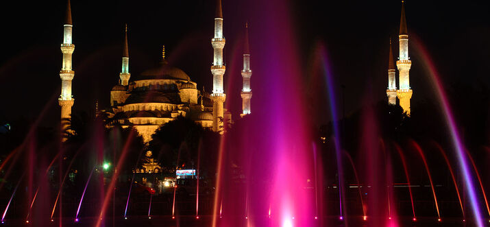 things to do in istanbul at night
