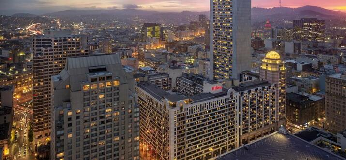 business hotels in san francisco