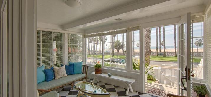 vacation rentals on the beach in los angeles