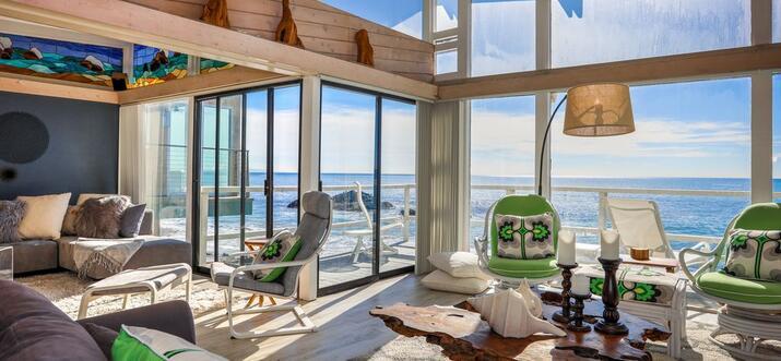 malibu vacation rentals on the beach