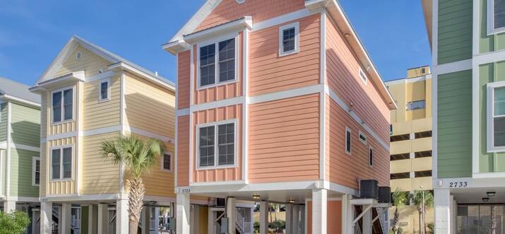 luxury rental homes in myrtle beach sc