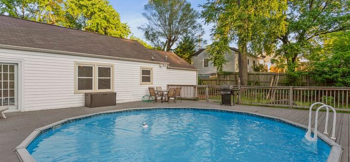 vacation rentals in nashville tn with private pool