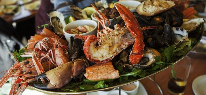 seafood restaurants in gulf shores