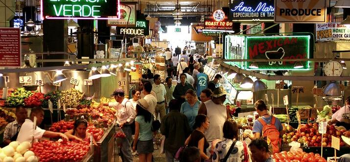food market in los angeles