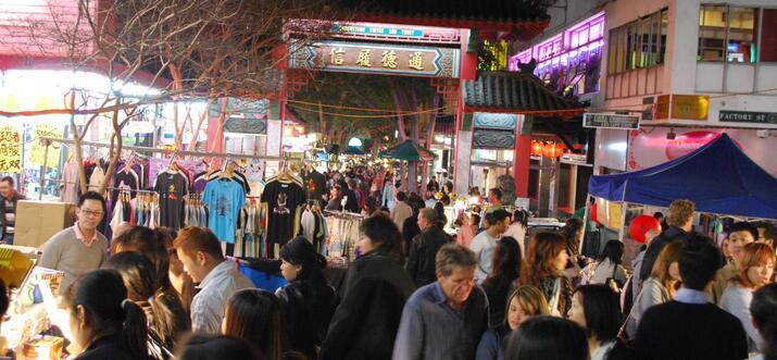 night markets in sydney