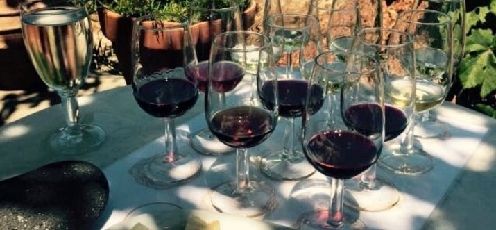 Get Lost In A Traditional Greek Settlement And Then Go For Wine!