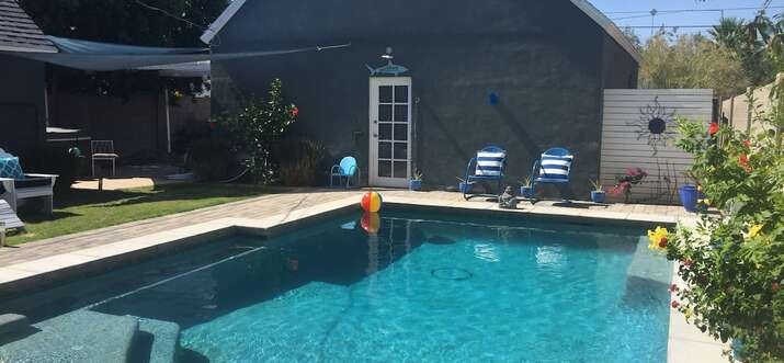 phoenix airbnb with pool