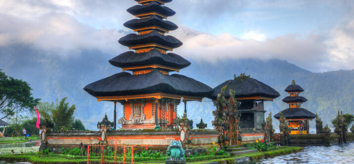 things bali is famous for