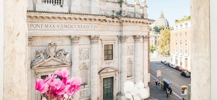 airbnb rome centro storico