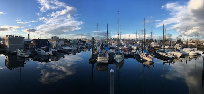 rent a boat in vancouver