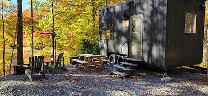 pet friendly cabins in nc