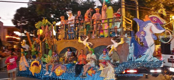 festivals in key west