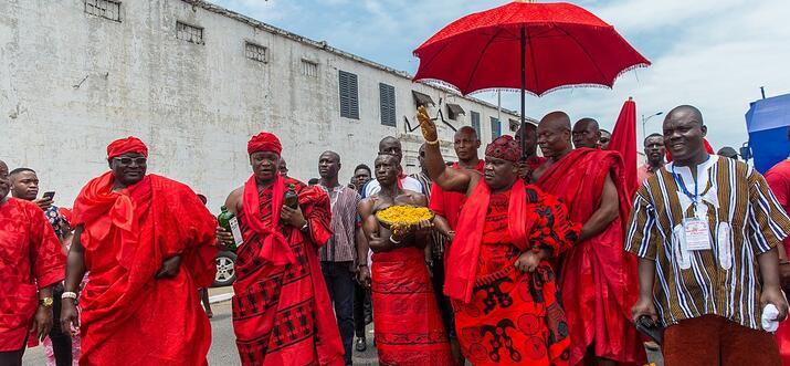 festivals in ghana