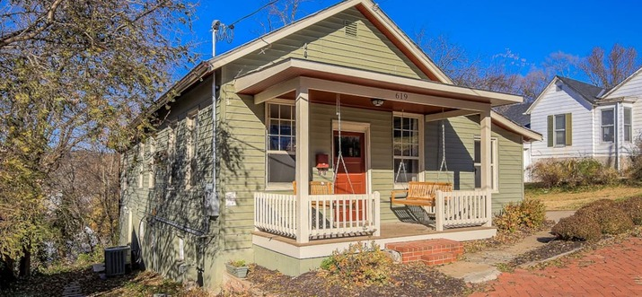 bed and breakfast in weston mo