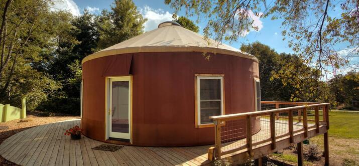yurts in va