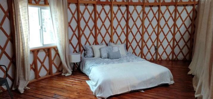 yurts in upper michigan