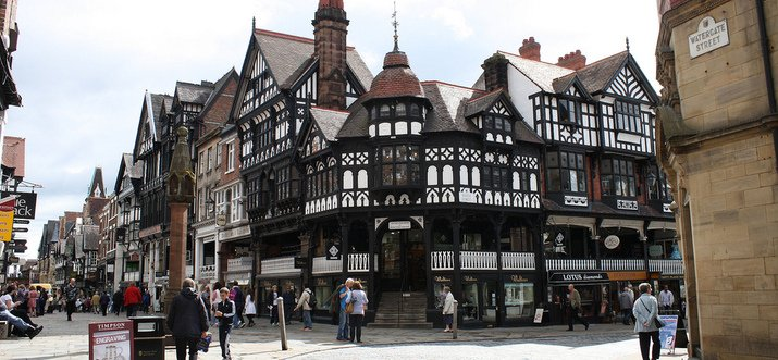things to do in chester uk
