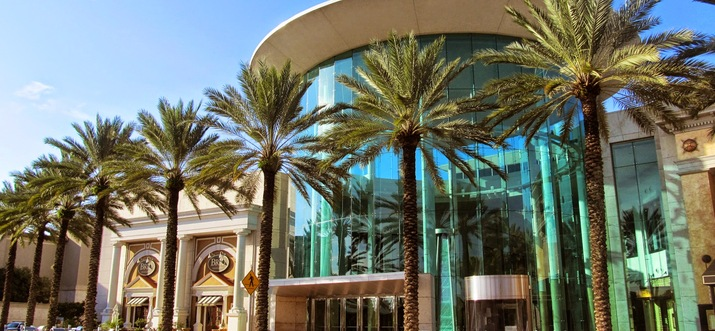 shopping malls in florida