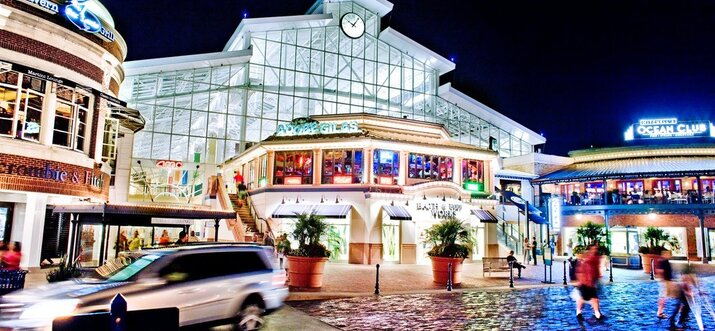 shopping malls in columbus ohio