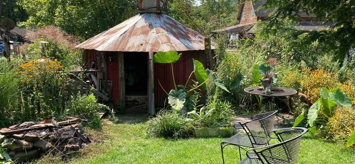 yurts in pa