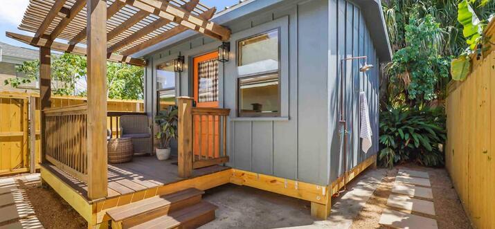 airbnb Galveston