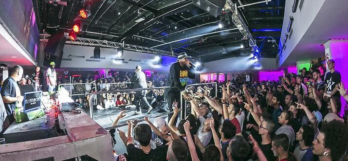 hip hop clubs in fort worth