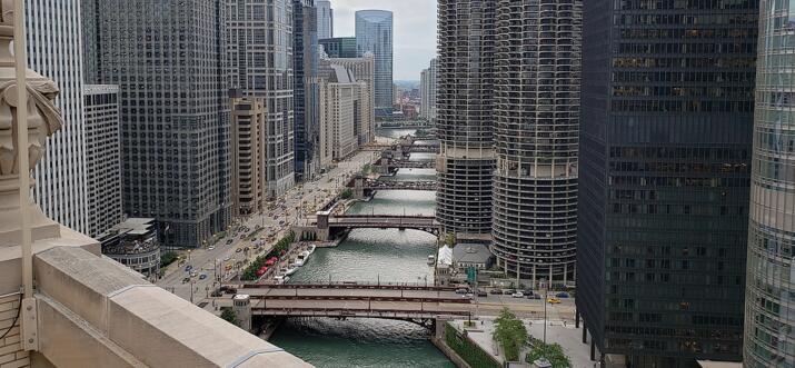 rooftop bars in west loop