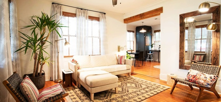 airbnb in baton rouge