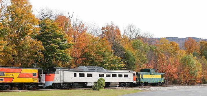 scenic train rides in new hampshire